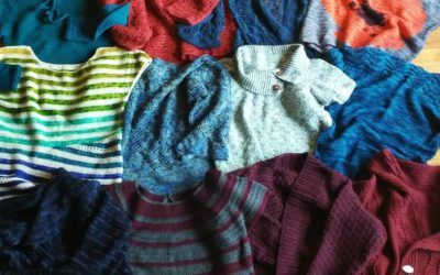 12 Things I Learned Making 12 Sweaters in 12 Months